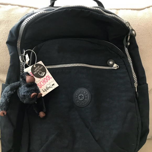 00c03daa77 Kipling Seoul Large Laptop Backpack